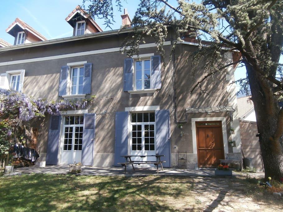 maison au pied de la chartreuse proche grenoble maisons 224 louer 224 voreppe auvergne rh 244 ne