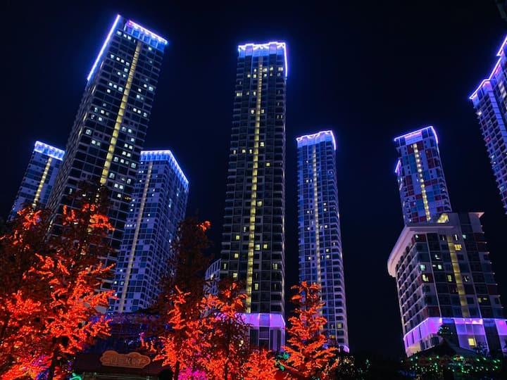 Khu Suite Hyde Tower@I-City Theme Park
