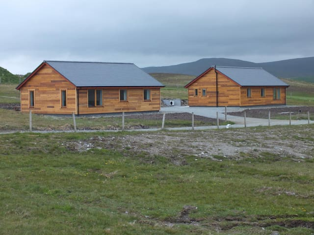Nortower Lodges - Shetland Islands (Holsas Lodge)