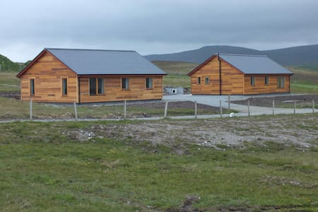 Nortower Lodges - Shetland Islands (Holsas Lodge)