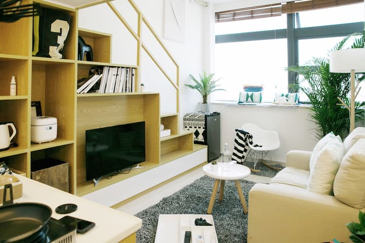 New Loft, Special Price, near BRT - Xiamen - Apartment