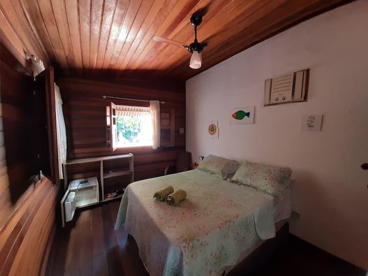 Suite Praiana Vila do Abraão Ilha Grande