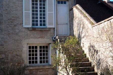Charming house with a garden - Hermanville-sur-Mer