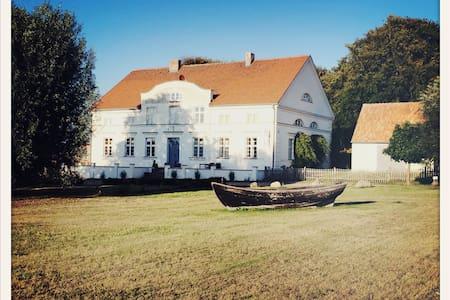 Ferienwohnung blaue Stunde - Lancken-Granitz - Rumah