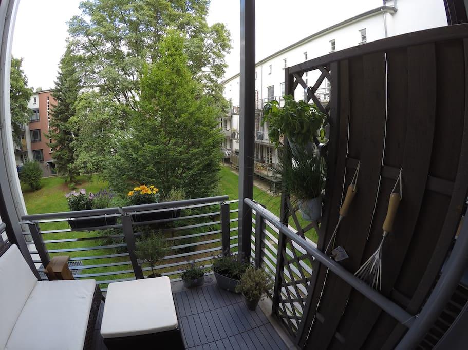 Balkon/ Balcony