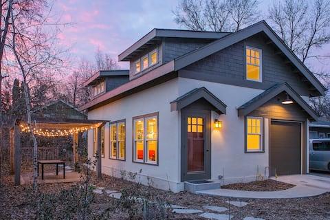 New SWMpls Small Home, Scandi vibe, heated floors