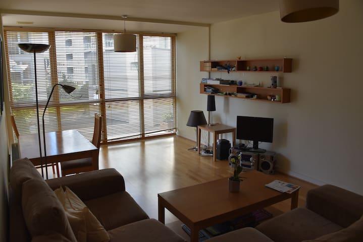 Private room in the Docklands - Dublín - Apartamento