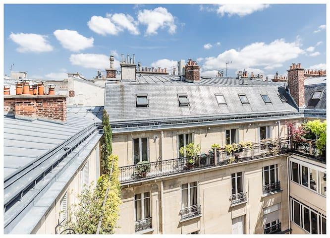 Studio Champs-Elysées - Paris - Apartment