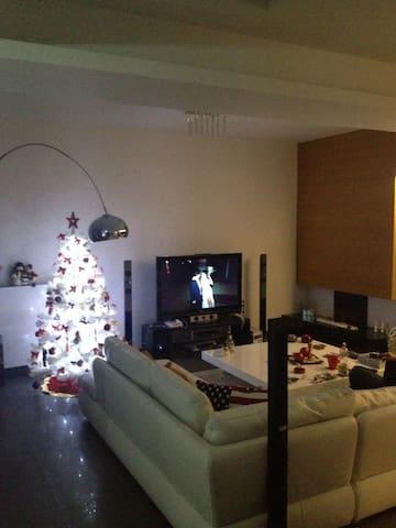 Πρόκειται για υπερπολυτελή μεζονέτα 150τμ - Chalkida - Apartamento