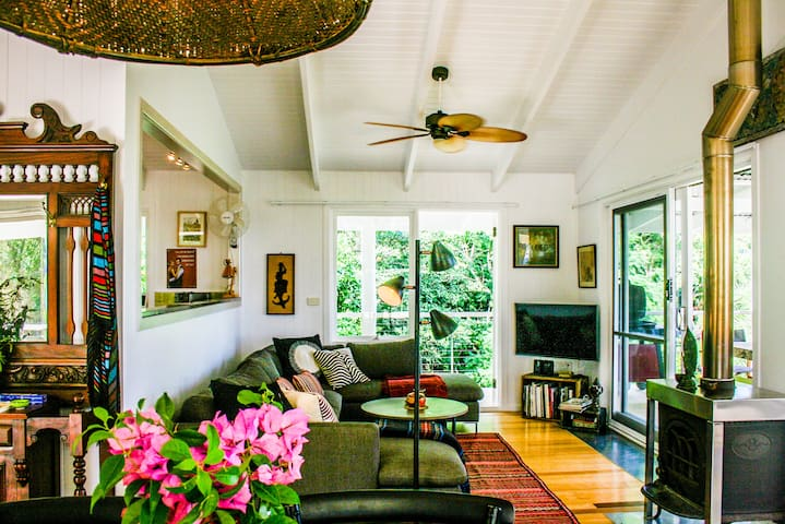 The Byron Hinterland Escape - Goonengerry - House