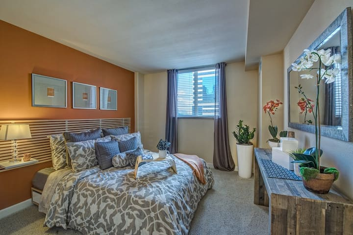 LoDo luxury 1 bedroom apartment