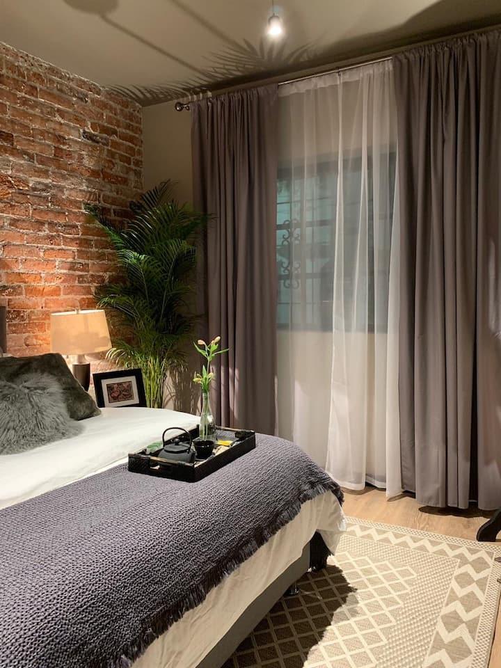 HOTEL CASA EMILIA.  Room No. 3 (Great location)