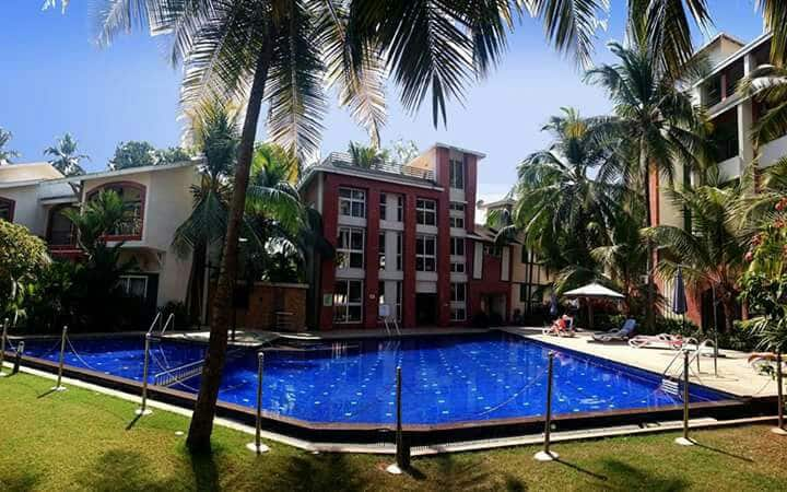 Holiday Home Goa  Housekeeping & Cooking facility
