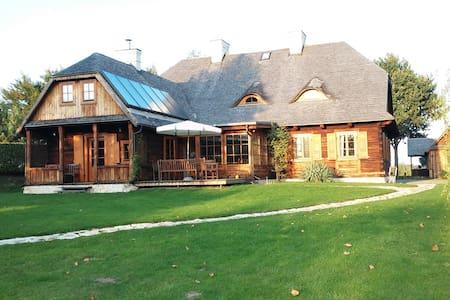 Pokój na poddaszu - Kazimierz Dolny