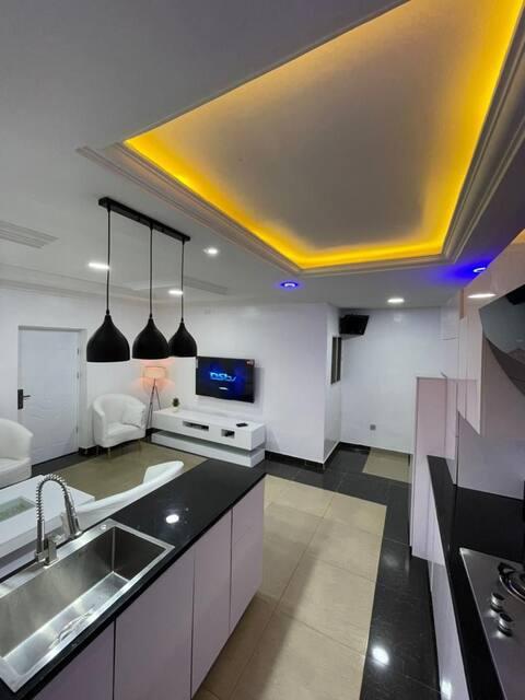 Smart apartment in mainland Lagos