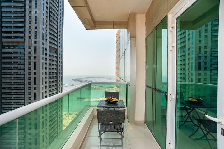 Sea View 1 Bedroom | High Floor | Fully Furnished