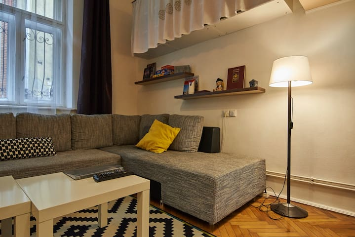 At the foot of the Budai Castle - Budapest - Appartement