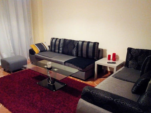 l'Appartement de la mer rouge - Qesm Hurghada - Apartment