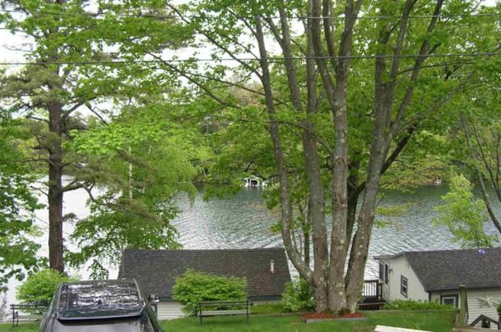 Winnisquam lake house