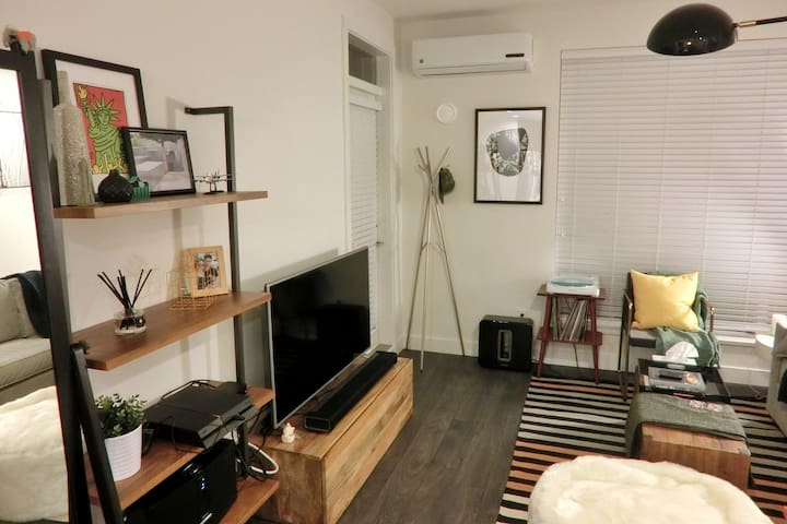 DOWNTOWN North Vancouver Private room with ensuite - North Vancouver - Appartement