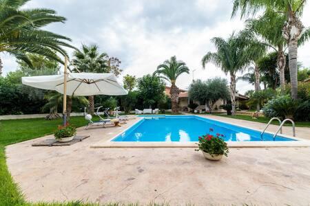 Villa Raffaele - Comiso