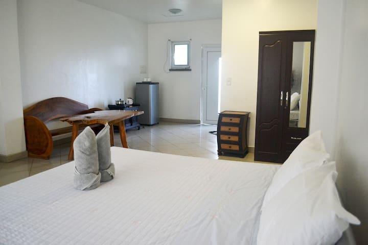 Semi - furnished  Apt. ( Room 7)
