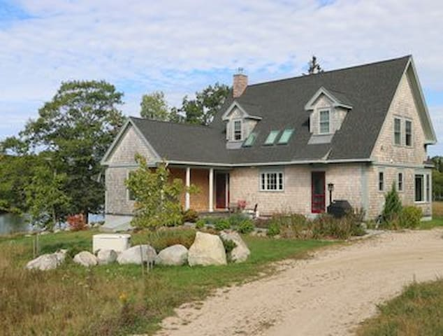 Point Bagaduce - Brooksville - Huis