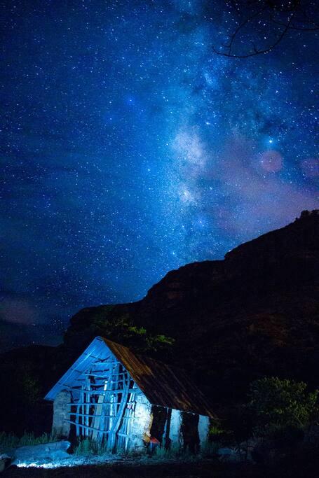 Avistamiento de estrellas