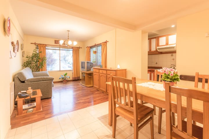 Central apt in front of the park - San Carlos de Bariloche