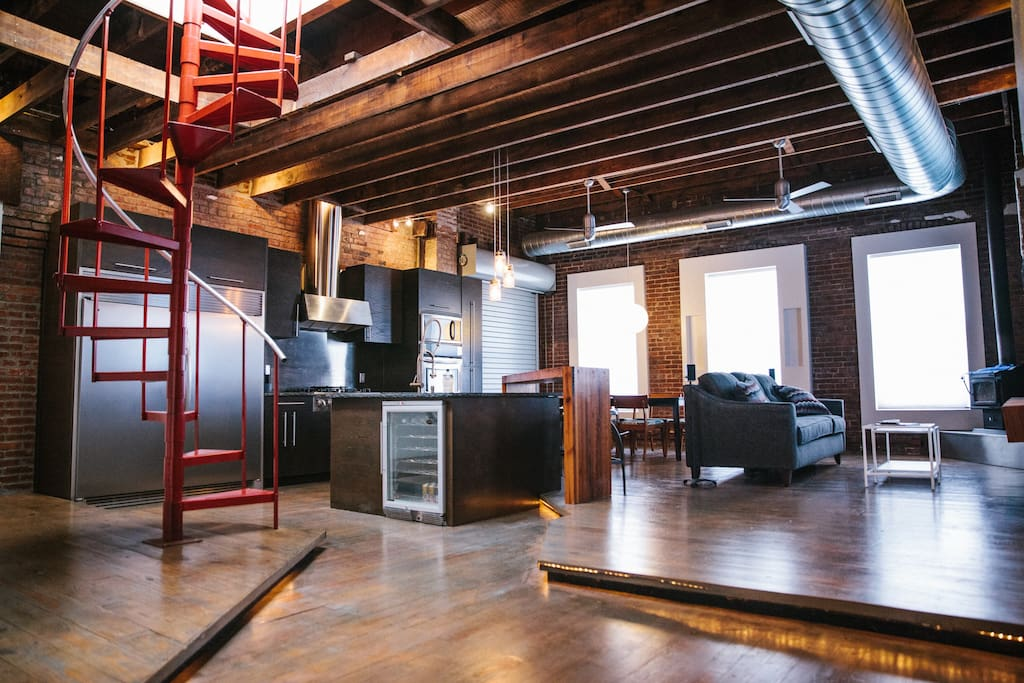 Westbrick Luxury Loft Lofts For Rent In Springfield