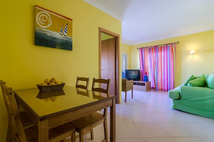 SweetHome at Vila da Praia (500m from Alvor beach) - Alvor - Apartamento