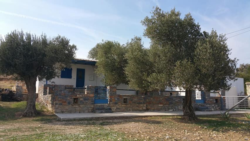 El Paraiso Moutsouna-NAXOS,4 BEDS,NEW HOUSE