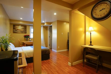 Private Studio near SFO Airport - 샌브루노(San Bruno)
