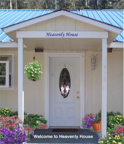 Heavenly House - Wasilla - Hus