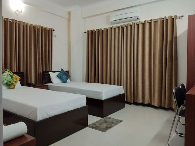 "Krishna Kunja Guest House""A Quiet & Peaceful Stay"""