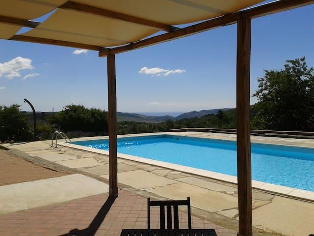 Casa in Agriturismo Arcobaleno - Girifalco - Huis