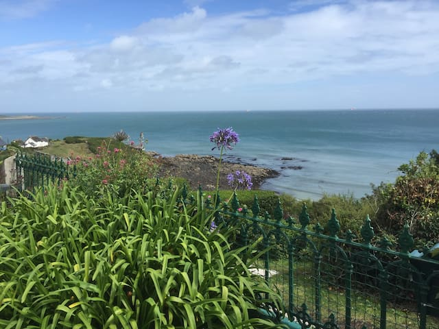 Cornish seaside cottage, Coverack - Coverack - Rumah