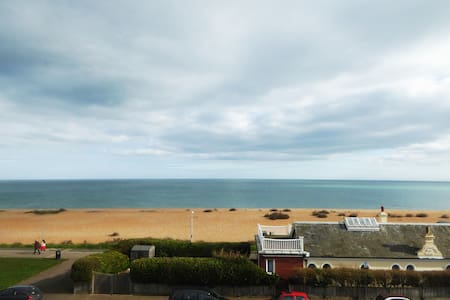 Sea view, facing the sea, close to castle and town - Walmer - อพาร์ทเมนท์