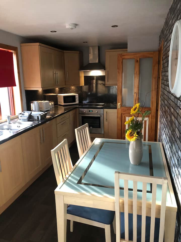 2 Bedroom house with off road parking