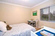 Bedroom (more art now!)