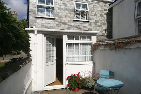 Agan Dyji - Boutique Cornish Cottage -Dog Friendly