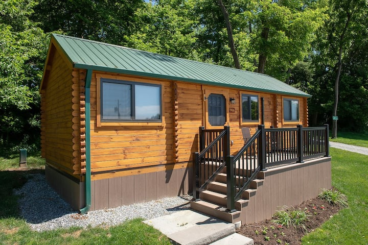 Seneca Lake Creekside Cabin A0