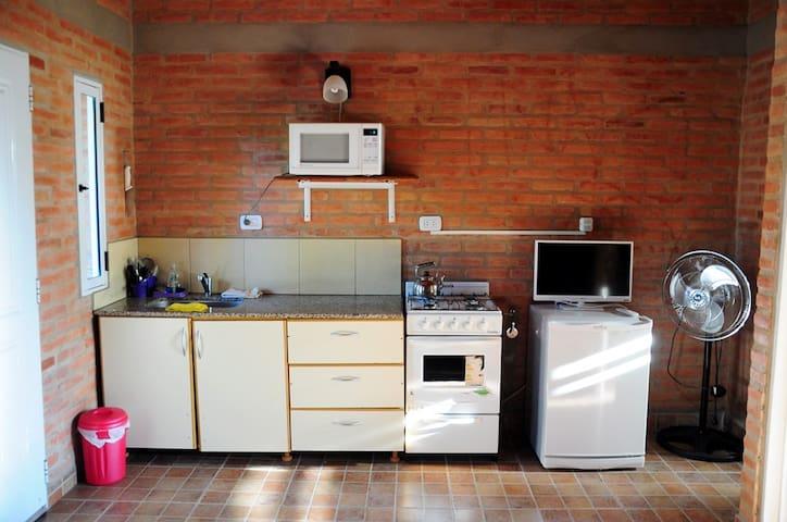 Cabañas Mina Clavero, Córdoba - Mina Clavero - Alojamento ecológico