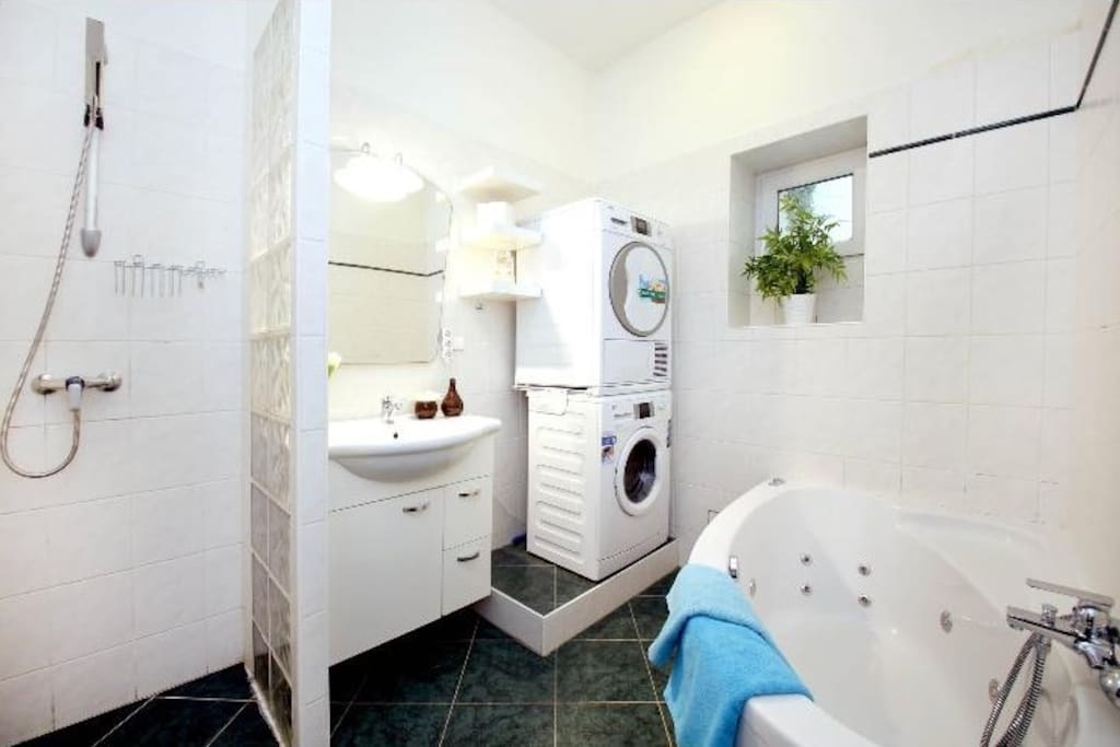 Bathroom - no dryer anymore