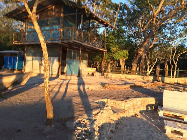 El Palomar, Cabaña en Islas del Rosario - Sucre - Остров