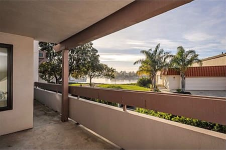 Charming condo with a great view - San Mateo  - Condomínio