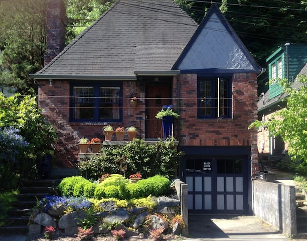 Charming, Private 2 Bed Montlake Guest Suite