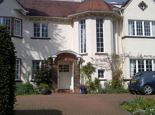 Double Room at Ashburnham House - Queensferry - Dům