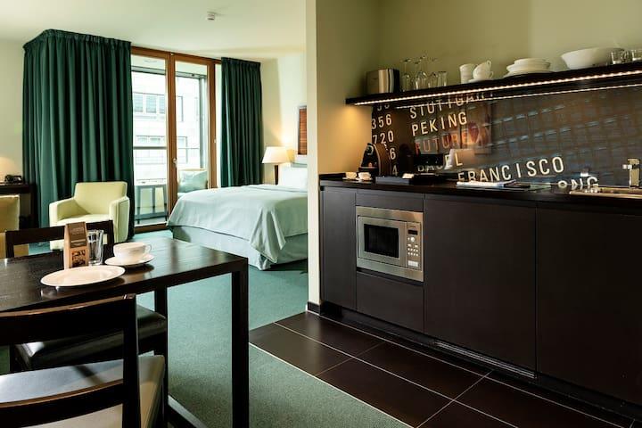 Studio Plus Apartment