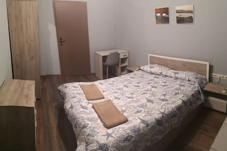 Beautiful room with  panorama  of Sofia (n2)